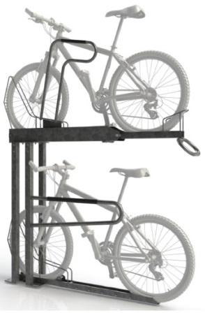 Downtown Bike Parking Trial