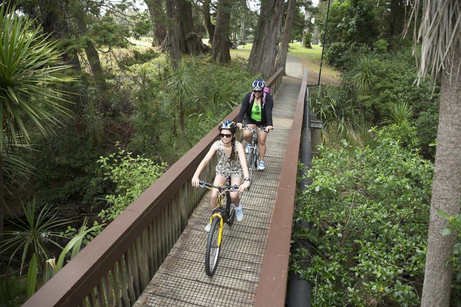 Henderson Creek Shared Path Ebike Mtb Adventure Tours Of