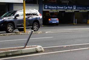 Sound lane car park