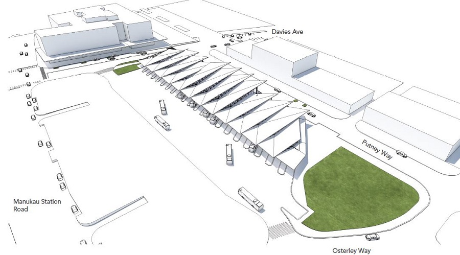 Manukau Interchange What Is Proposed And What Could Be