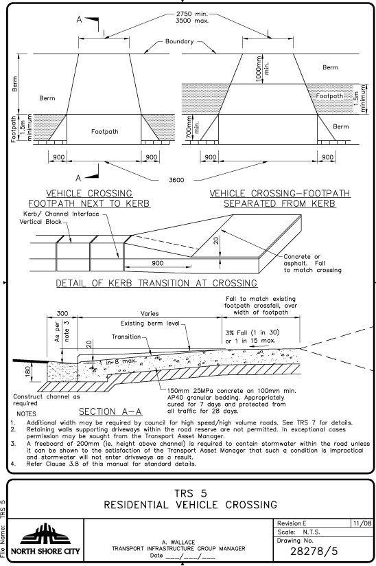 Engineering Design Standards