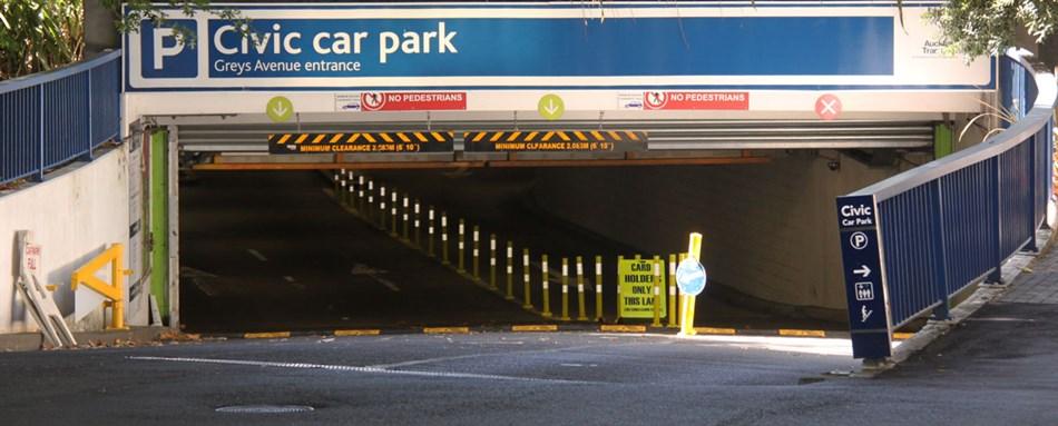 Civic Car Park